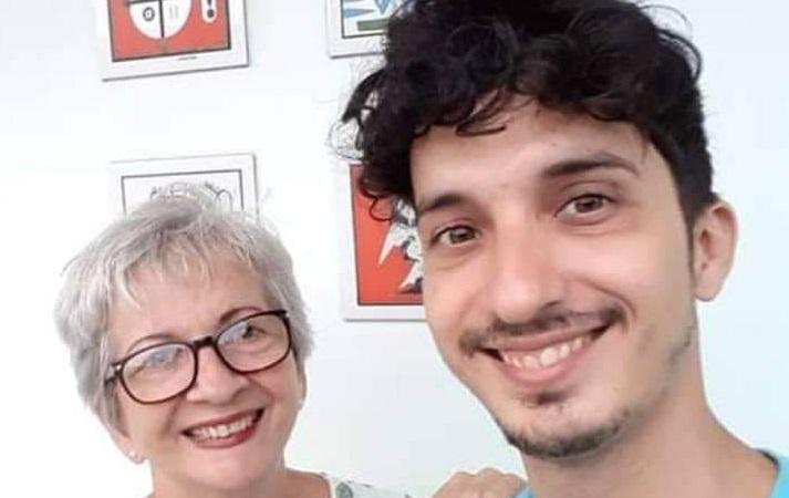 Ines Casal y Julio LLópiz Casal