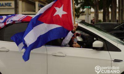 La imagen de la bandera cubana, un símbolo para descargar