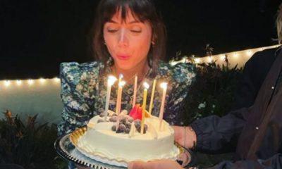 Las fotos del cumpleaños de Ana de Armas