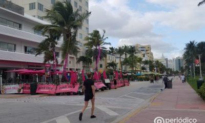Miami Beach prepara una estrategia para controlar a los visitantes en el Memorial Day