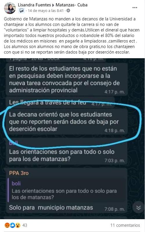 Post Lisandra Fuentes