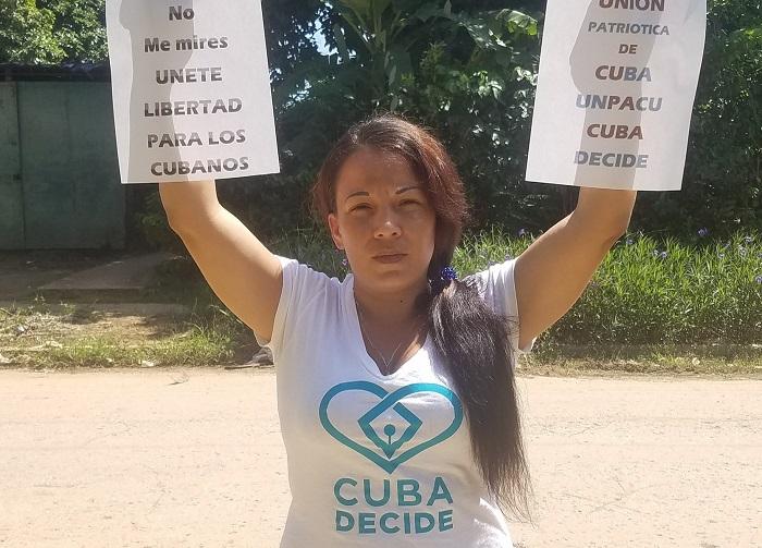 Unpacu presenta Habeas Corpus a favor de Yeilis Torres Cruz