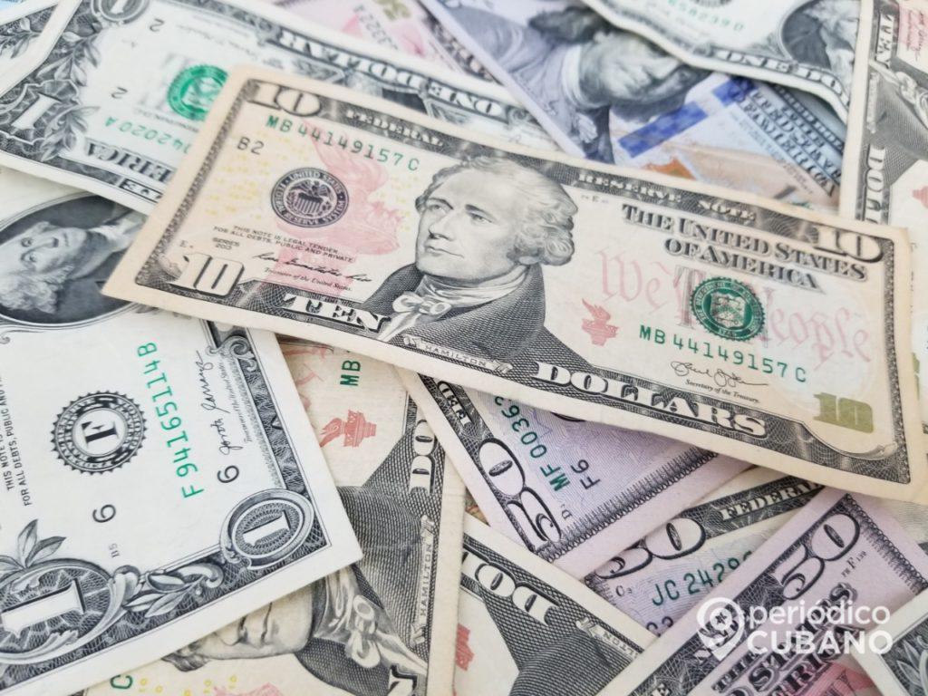 Régimen cubano establece un férreo control de los dólares en las empresas estatales y el sector privado