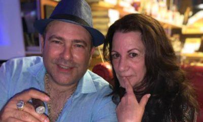 Tony Cortés recuerda a su esposa en el Día de las Madres