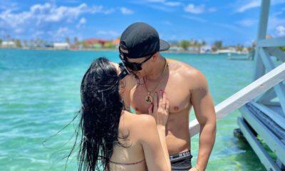 Yomil y Daniela Reyes promocionan sin ropa su próximo videoclip