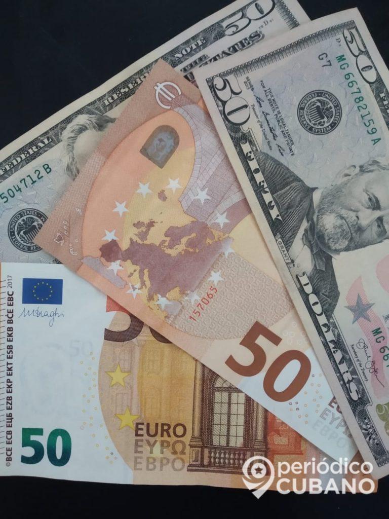 ¿Dónde cambiar dólares por euro en la Florida antes de viajar a Cuba?