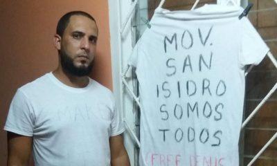 Amenazan al activista Omar Torres con ser encarcelado en la prisión Canaletas