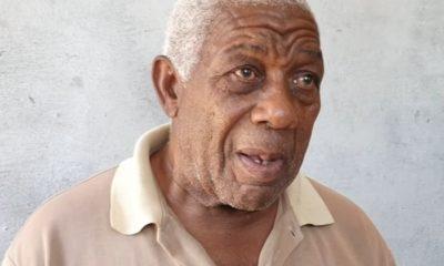 Anciano cubano vive en las calles desde el derrumbe de su hogar hace 10 años
