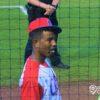 El pelotero cubano Andy Rodríguez se prepara para jugar en Estados Unidos