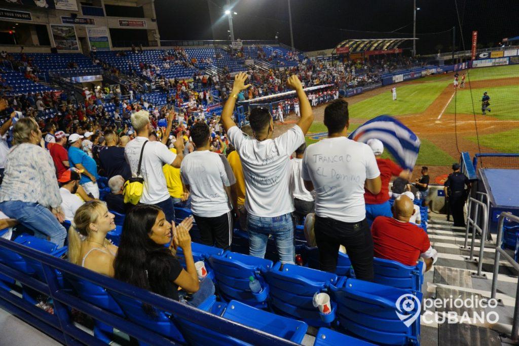 """Armando Ferrer se sintió asediado por los """"contrarrevolucionarios"""" en el Preolímpico de Florida"""
