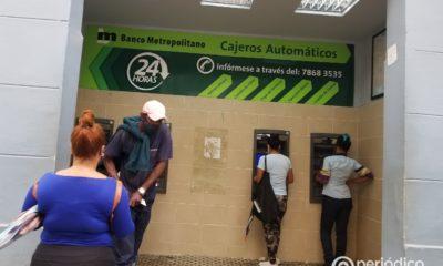 Banco Metropolitano acelera la entrega de tarjetas en MLC ante la prohibición del dólar en efectivo