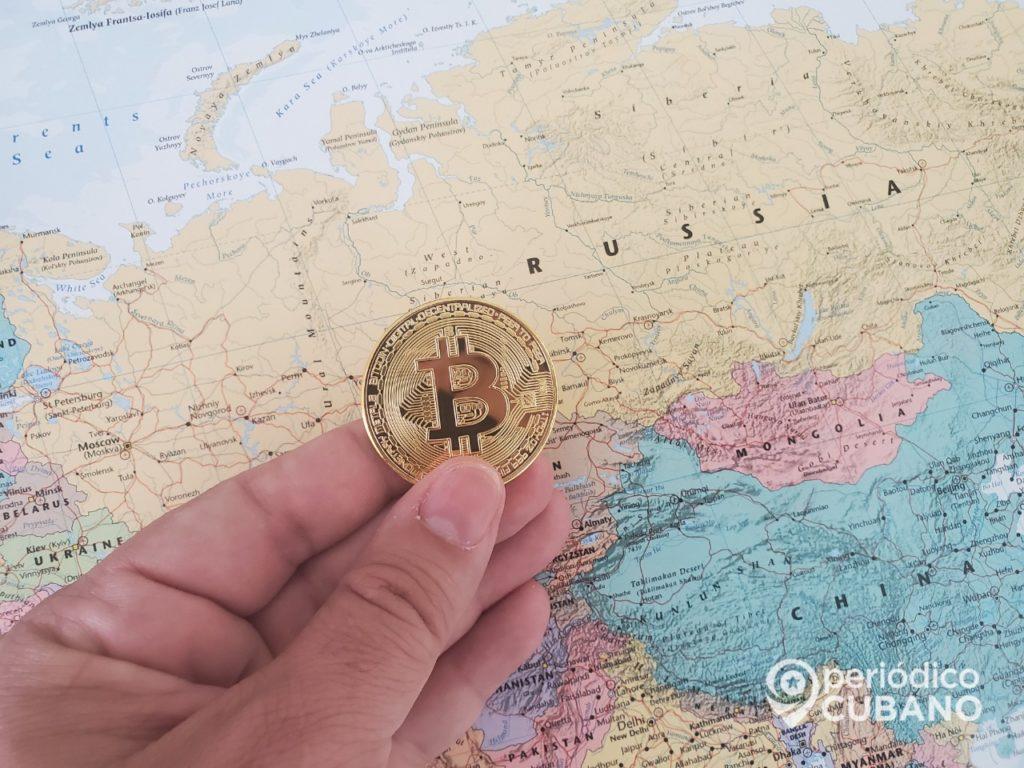 Cae el precio del Bitcoin, los cubanos están preocupados por las políticas del gobierno chino