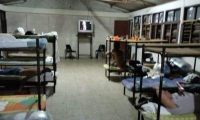 Centro de aislamiento en Guáimaro con baños inservibles y agua contaminada