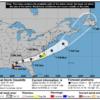 Claudette, la tercera tormenta tropical del año, toca tierra en EEUU