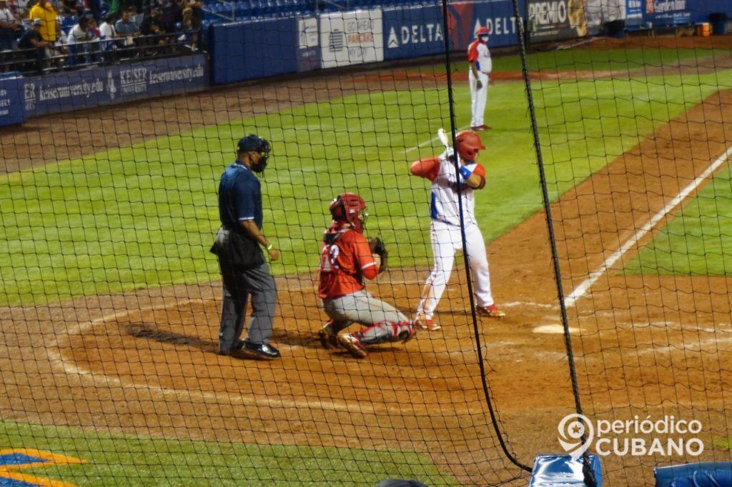 Cuba le gana a Perú en la Copa del Caribe de Béisbol