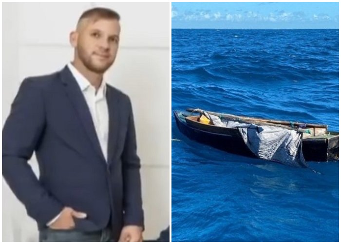 Cuban in Miami is arrested and charged with human trafficking after rescuing several rafters