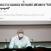 Diario italiano Il Giornale esclavitud misiones médicas Cuba