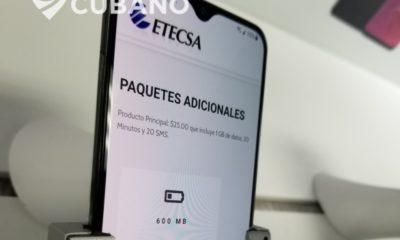 Etecsa reconoce que solo 42% de los cubanos se conecta a Internet por 4G