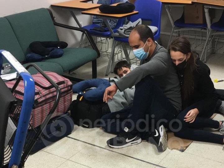 Panamá niega a familia cubana varada el acceso a un abogado para solicitar asilo