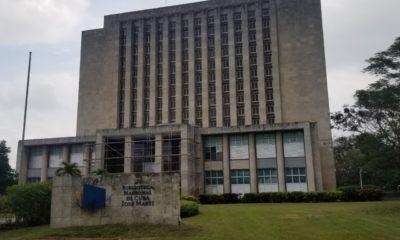 La Biblioteca José Martí será declarada como Monumento Nacional