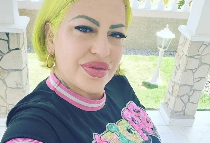 La Diosa de Cuba rompe a llorar por el éxito de su concierto online