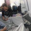 Los integrantes de una familia cubana varada en el aeropuerto de Panamá (3)