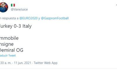 Predicción Italia