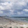 Un joven de 20 años recibe un disparo en el rostro en una playa de Miami Beach