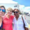 ¡Así disfruta Irela Bravo su estancia en Miami!