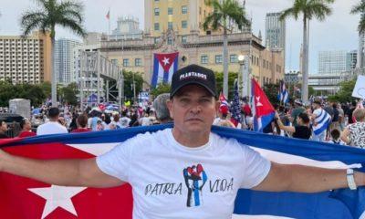 """Actor cubano Orlando Fundichely """"No le debo nada a nadie y mucho menos a ese régimen"""""""