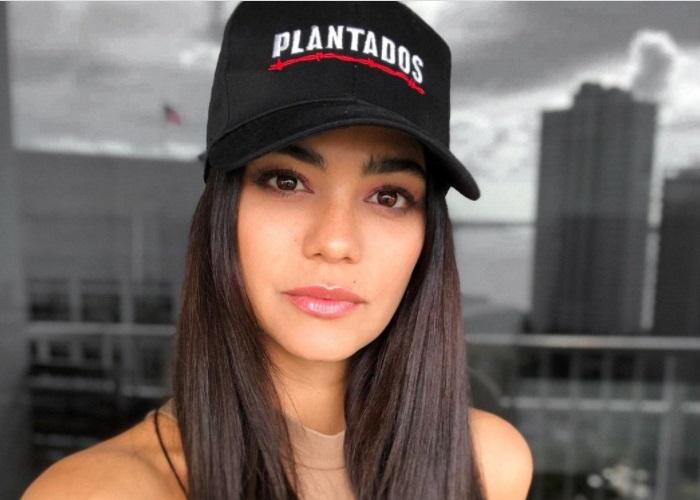 Alina Robert se suma al reclamo por la libertad de Cuba