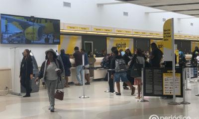 Amenaza de bomba obliga a cerrar el aeropuerto de Fort Lauderdale