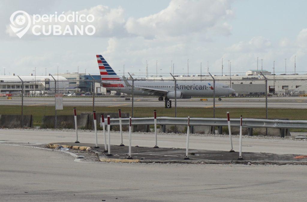 American Airlines incrementa sus vuelos diarios en el aeropuerto de Miami