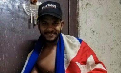 Amnistía Internacional exige la libertad de Maykel Osorbo a casi 40 días de su detención