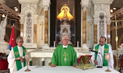 """Arzobispo de Santiago pide """"dar esperanzas y signos de cambios"""" tras las manifestaciones en Cuba"""