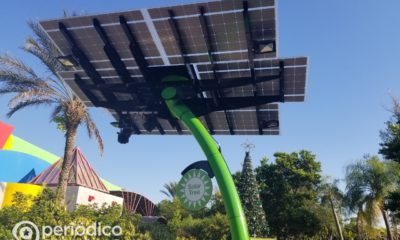 Autorizan la importación libres de aranceles de paneles solares