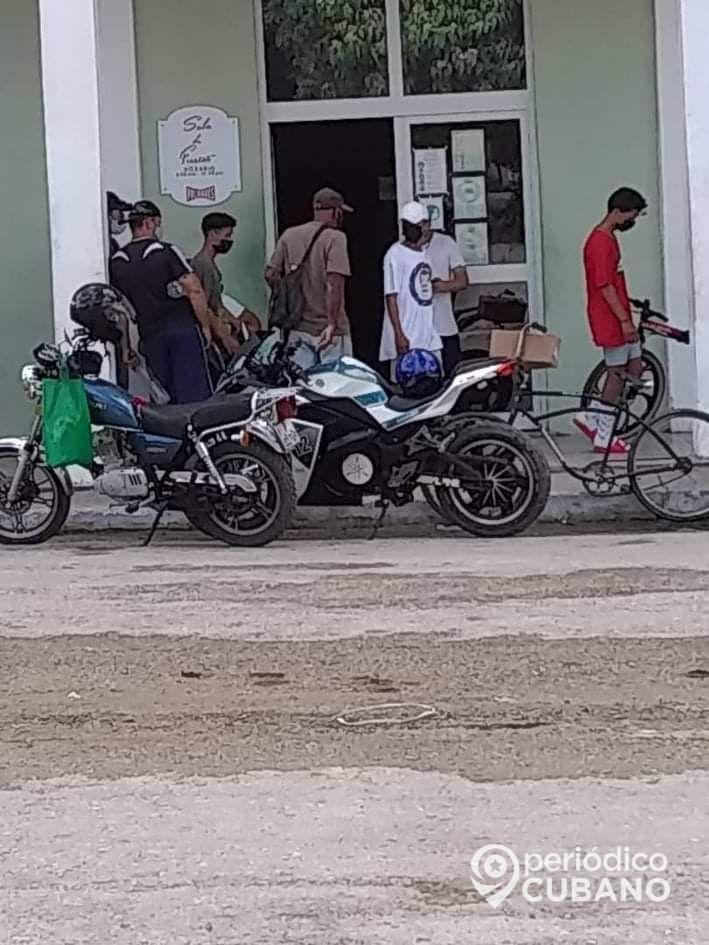 Burlan medidas sanitarias en Yaguajay (1)