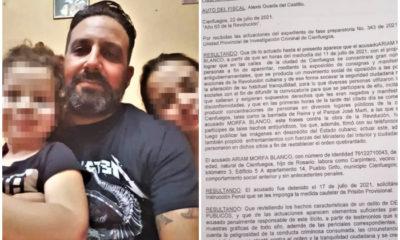 Cubalex señala inconsistencias en el caso de Ariam Morfa Blanco