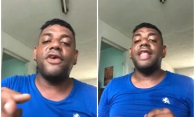 Chupetín de Cuba grita Patria y Vida