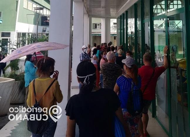 Cuba supera récord al registrar más de 3.600 contagios de COVID-19 en un día
