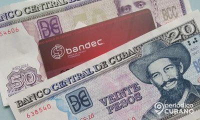 Cubanos con tarjetas de Bandec podrán recibir remesas desde el exterior, según Fincimex