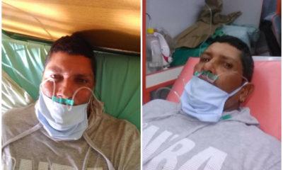 Denuncian el abandono de un paciente con COVID-19 en Ciego de Ávila