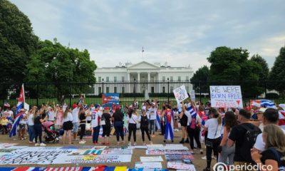EEUU y otras 20 naciones apoyan las aspiraciones democráticas del pueblo cubano