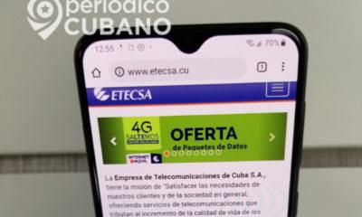 Etecsa rebaja el precio de la navegación por Internet y los SMS