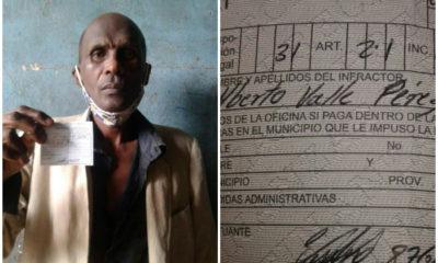 Ex prisionero político que denunció torturas en prisión recibe multa arbitraria
