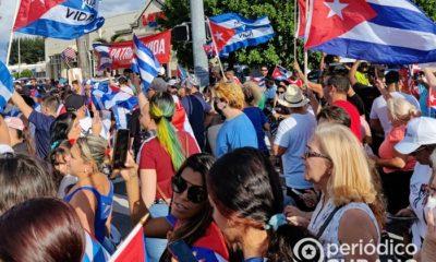 Exilio cubano insiste en una intervención militar contra el castrismo