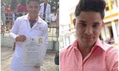 Fallece médico cubano de 25 años a causa del COVID-19