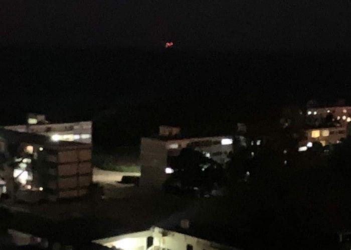 Avistan en La Habana los fuegos artificiales lanzados por flotilla de botes de Miami