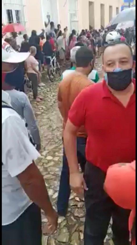 Héctor Zerquera de ladrón a represor en Trinidad (1)