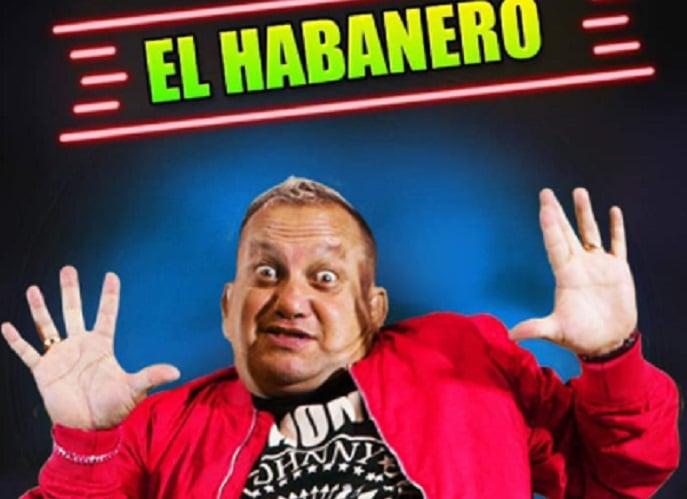 Humorista cubano El Habanero hospitalizado por COVID-19